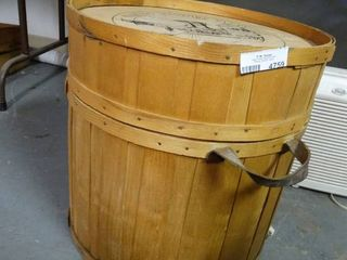 large Insulated Barrel