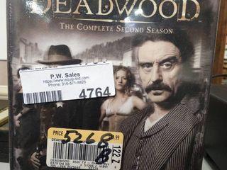 Deadwood on DVD