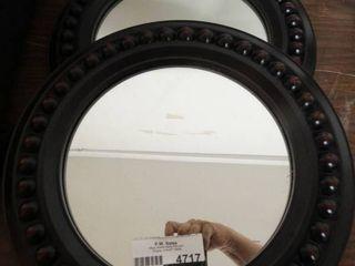2 Nice Decor Mirrors