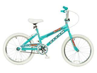 Titan Tomcat Girls Teal Blue 20 Inch BMX Bike Retail 169 98