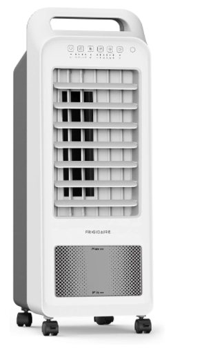 Frigidaire Personal Portable Evaporative Cooler   Tower Fan w  Remote 1 5 Gal Retail 124 99