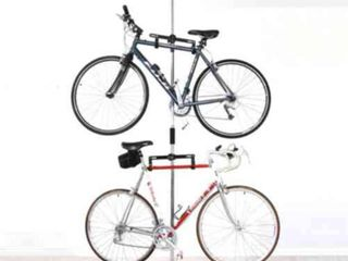 Stoneman Sports Q Rak Floor to Ceiling Bike Rack