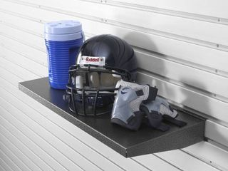 Gladiator GarageWorks 30  Solid Shelf   Single