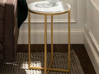 Walker Edison Round End Table