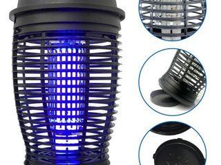 EasyGo Zapper   Mosquito Bug Killer Trap   Powerful 18 Watt light lamp   Indoor and Outdoor Use