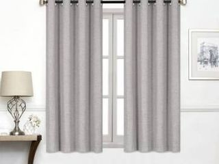 Porch   Den Chalmers Total Black Out Curtain Panel