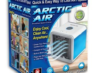 As Seen on TV Arctic Air Space Cooler White