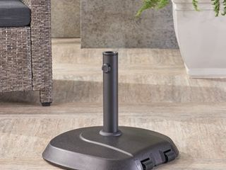 Anuta Outdoor 59 pound Umbrella Base by Christopher Knight Home Retail 95 99