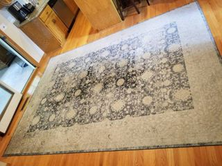 Distressed Area Rug by Nourison