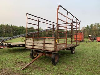 Bale Cage & Gear