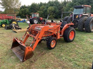 Kubota L3450 Tractor