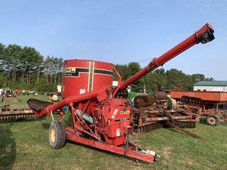 Gehl 125 Mix All Roller Mill