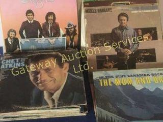 Vinyl Record Collection Includes: The Oak Ridge...