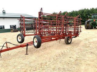 McFarlane HDL 134-44, 30' hydraulic lift drag