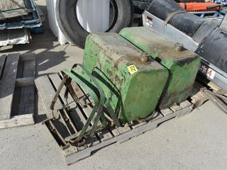 Belly Tanks For 30 Series John Deere Tractor,