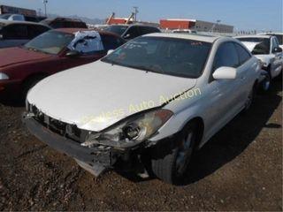 2005 Toyota Camry Solara 4T1CE38P15U534489 White
