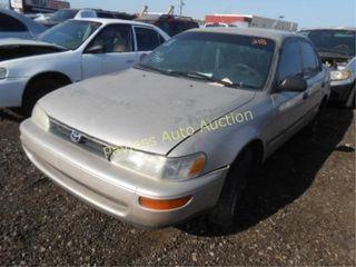 1994 Toyota Corolla 1NXAE09B0RZ162691 4DSD