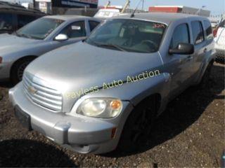 2007 Chevrolet HHR 3GNDA13D77S563916 4DSW