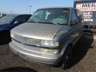 2004 Chevrolet Astro 1GNDM19X84B130024 VAN