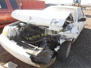 2005 Ford Crown Victoria 2FAFP74W85X159215 White