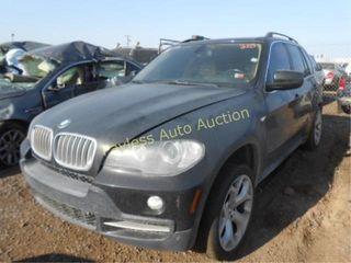 2007 BMW X5 4USFE83547LY65445 4DSW