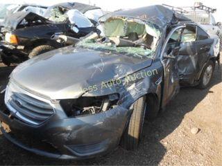 2013 Ford Taurus 1FAHP2D95DG146223 4DSD