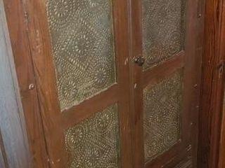 Antique pie cabinet