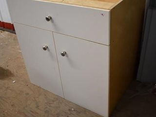 Vanity Cabinet 30