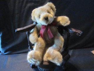 Doll Corner Chair & Bear