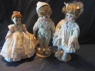 Pouty Face Dolls