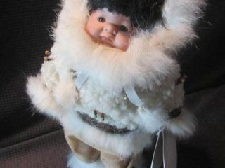 Heritage Eskimo Doll