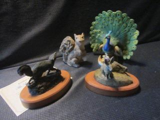 Audubon Bronzes, Lefton