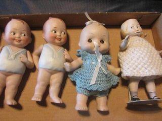 German Baby Buds, Googly Eye Dolls