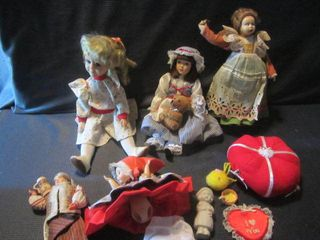 Dolls with Mdme Alex
