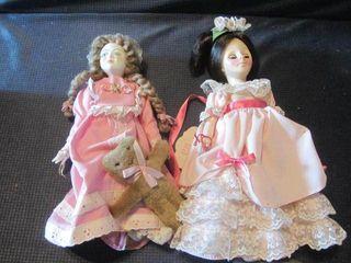 Gigi & Royal Doulton Dolls