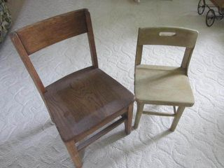 Wooden Youth Chairs
