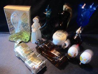 Avon Bottles, Eggs, Mug