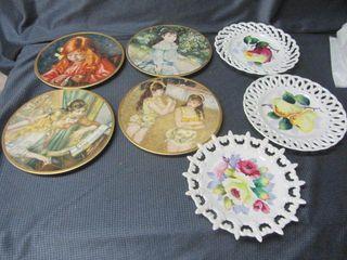 Children Of Renoir Plates