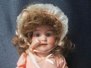German Huebach Doll