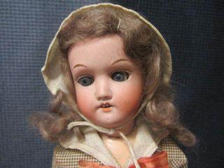 German Neuhaus Doll