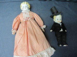 Nippon Head Doll