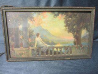 R.Atkinson Fox Vintage Print