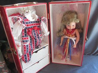 Let's Play Dolls Trunk, Doll, Outfits