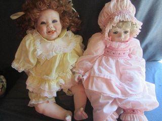 Dolls with Sunshine