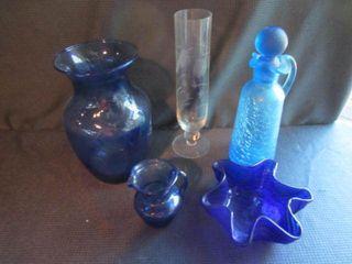 Cobalt & Blue