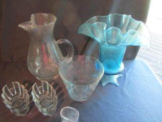 Fancy Glass - Old & New