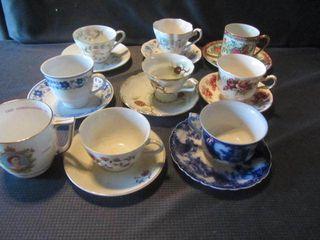 Fancy Tea Cups