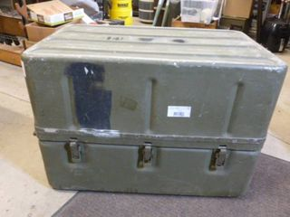 Military Medical Trunk