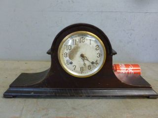 Antique Hump Top Clock