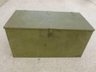 Vintage Military Item